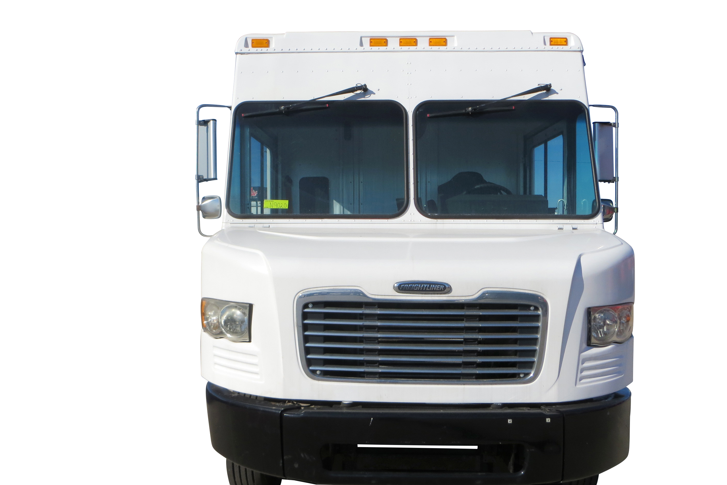 large image of 2010 Freightliner 22-ft Step Van P1200