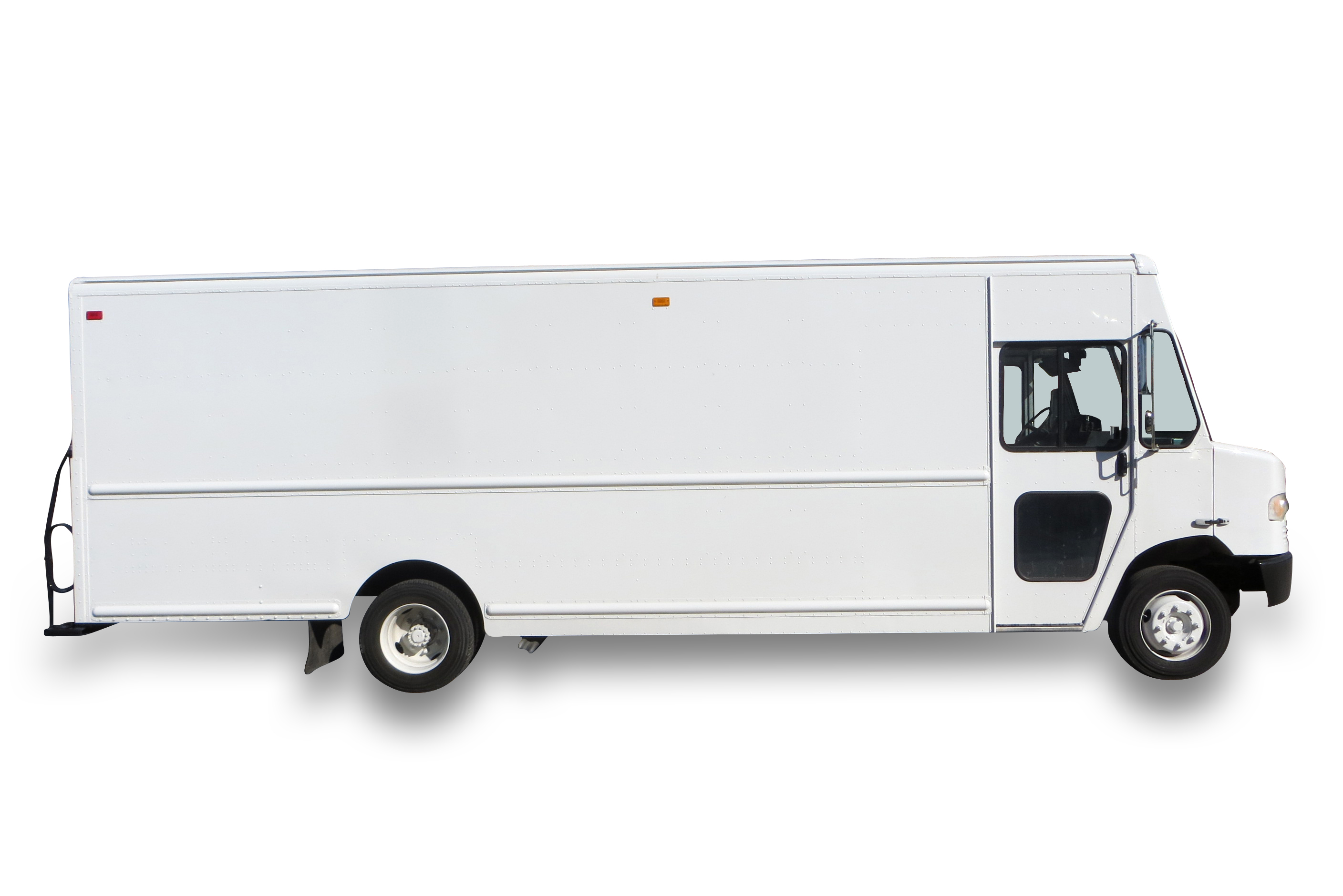 large image of 2009 Freightliner 22-ft Step Van – P1200