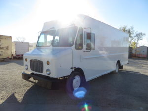 New and Used Food Truck Supplier