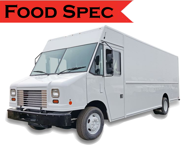 large image of 20-ft Ford 2019 Food Trucks P1100