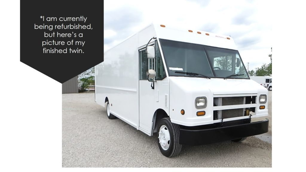 large image of 2011 Freightliner 22-ft Step Van – P1200