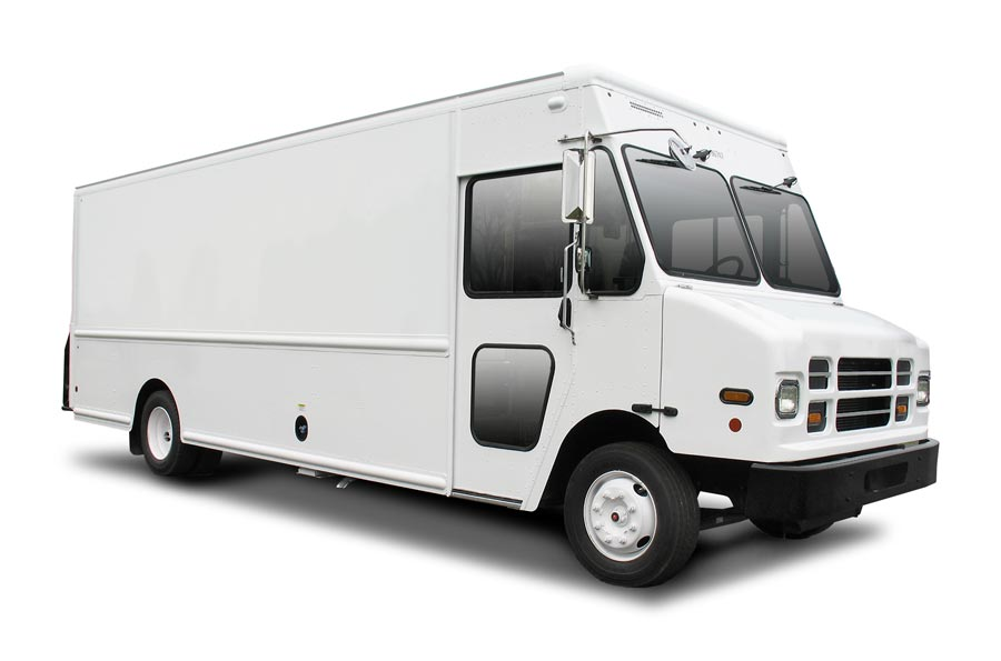 large image of 18-ft Freightliner 2018 Step Van P1000