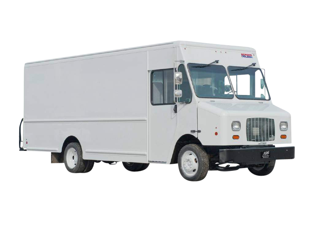 large image of 18-ft Ford 2019 Step Van P1000