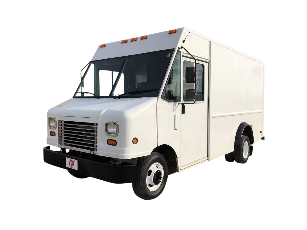 large image of 16-ft Ford 2018 Step Van P900 Available Now
