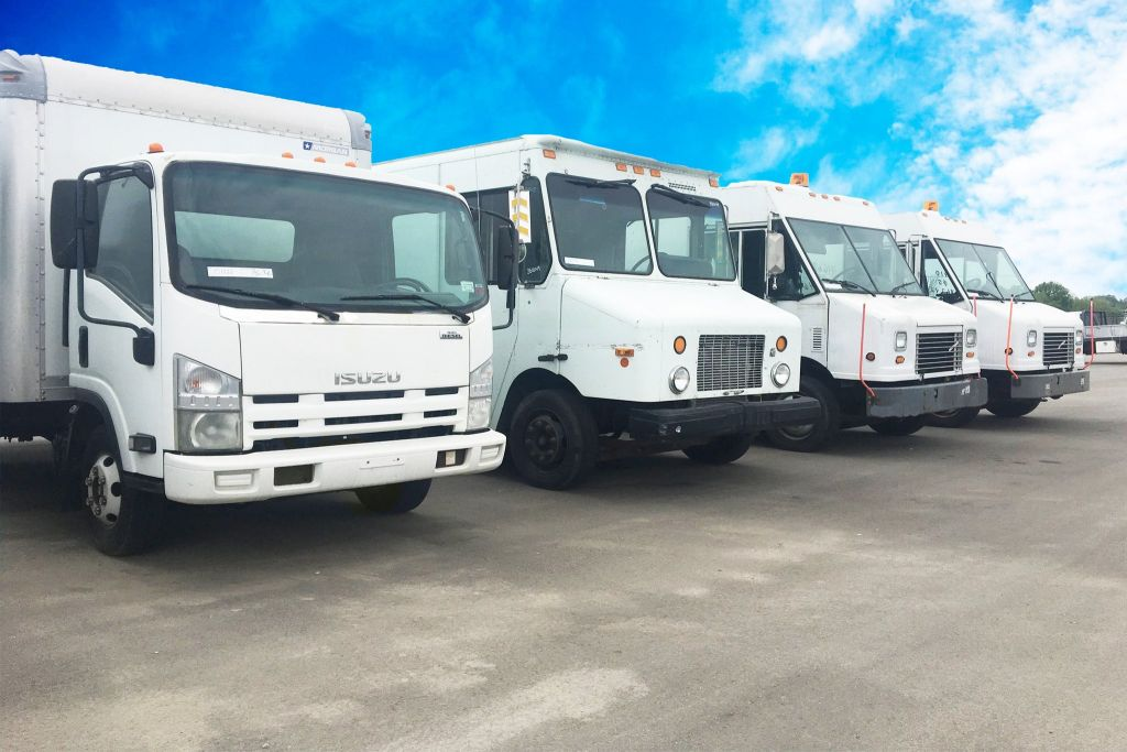 Gas and Diesel Step Van Options for ISP Contractors