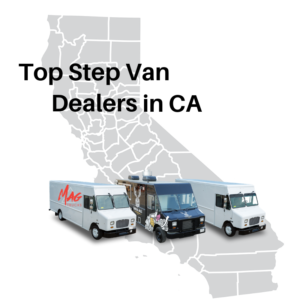 California Step Van Dealers
