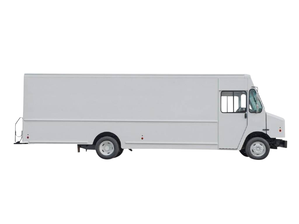 large image of 22-ft Ford 2019 Step Van P1200
