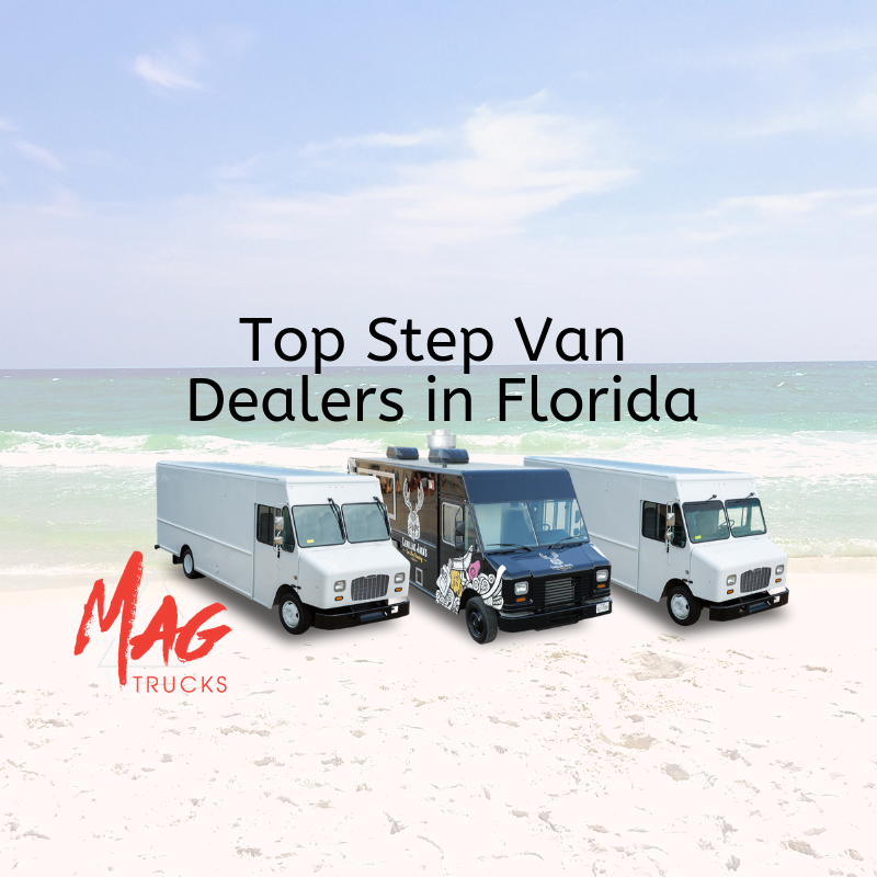 Florida Step Van Dealers