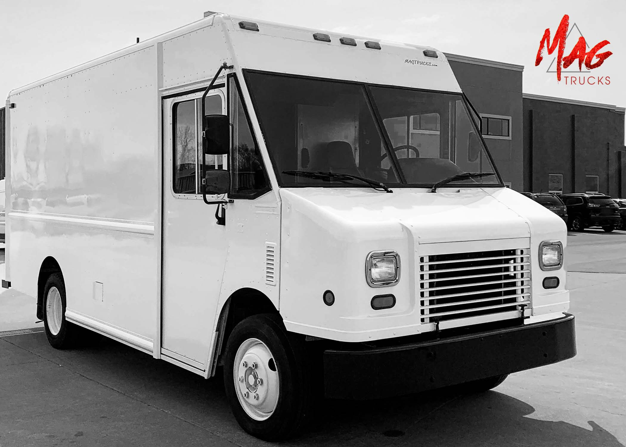 What to Look for When Buying a Step Van